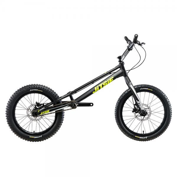 "Trial Bike 20"" Jitsie Varial 1010mm DISC Hope Tech 3 Trial disc - hydraulisch"