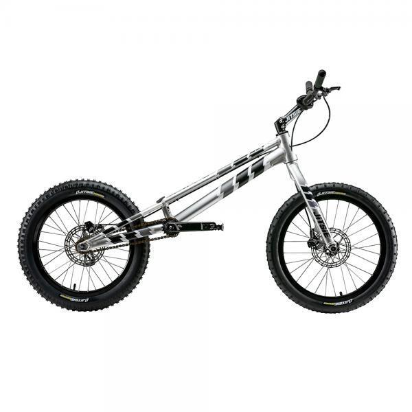 """Trial Bike 20"""" Jitsie Varial 970mm DISC Race ´21"""