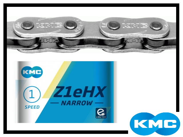 Kette KMC Z1eHX - narrow - silber