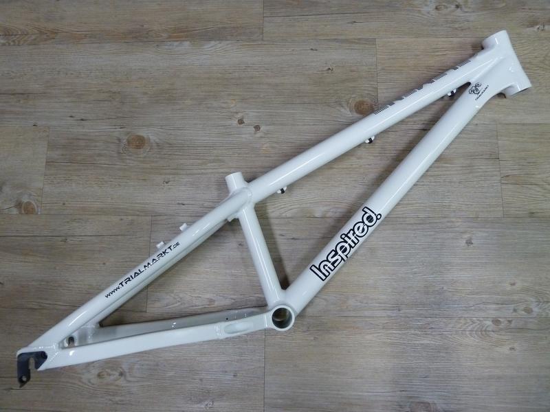 """Sale! Rahmen 26"""" Inspired Element - weiß"""