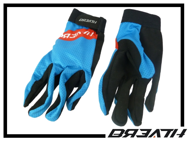 Handschuhe Breath blau/rot XL