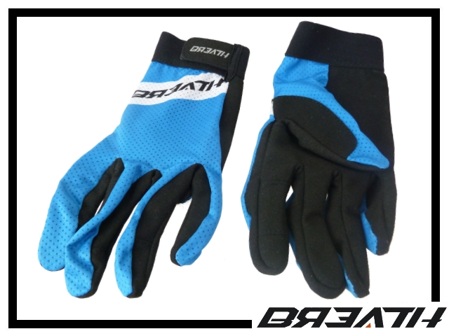 Handschuhe Breath blau/weiß XL