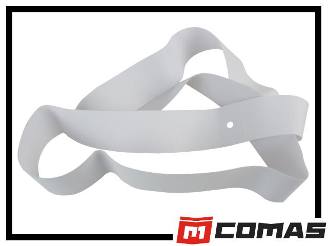 "Felgenband Comas 19"" / 42mm - weiß"