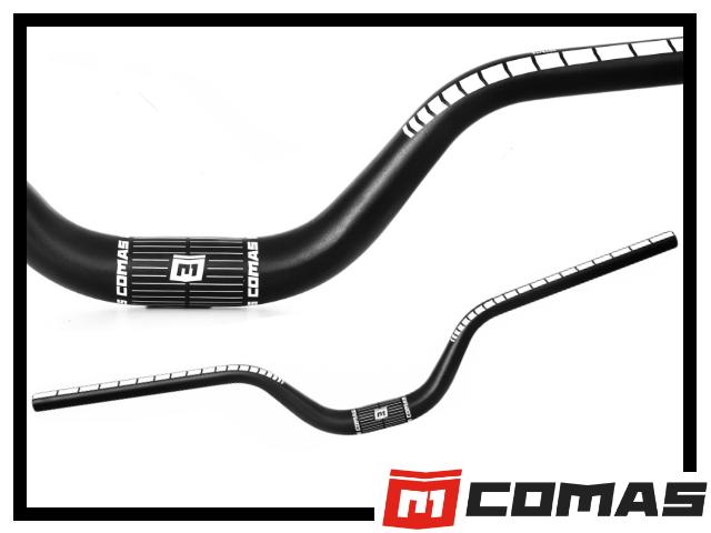 Lenker Comas High Riser 115mm / 72cm