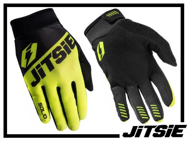 Handschuhe Jitsie Solid - gelb S