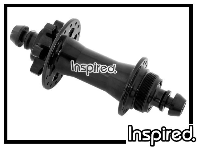 HR-Nabe Inspired Pro 135mm / 10mm disc (32 Loch)