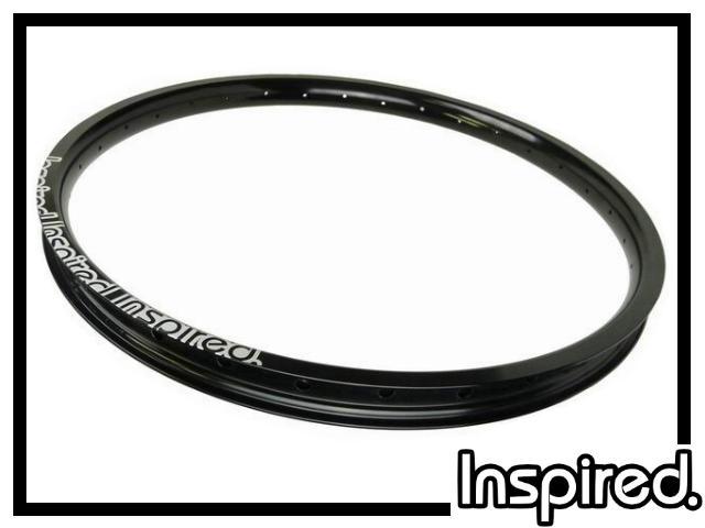 "Felge 24"" Inspired Pro disc 36mm (32 Loch) - schwarz"