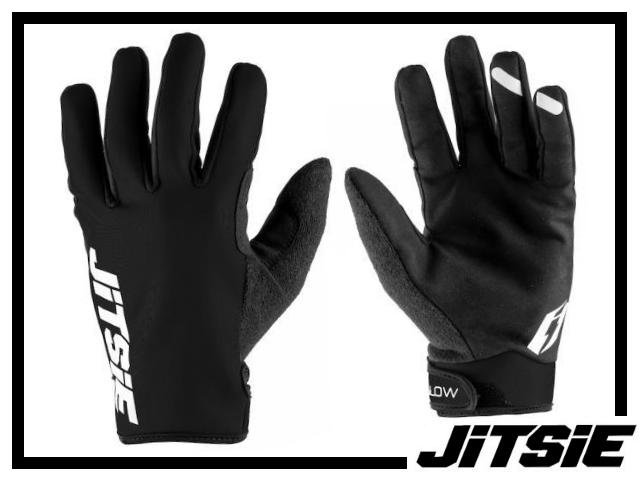 Handschuhe Jitsie Glow - schwarz XXL