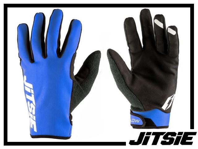Handschuhe Jitsie Glow - blau L