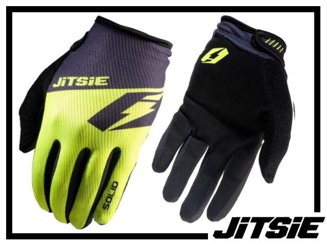 Handschuhe Jitsie G2 Solid - gelb S