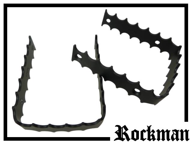 Pedalkäfige Rockman - schwarz