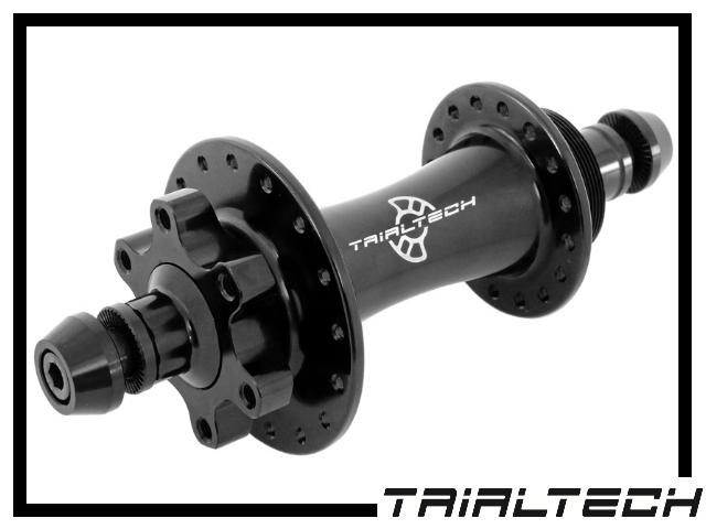 HR-Nabe Trialtech Sport 135mm disc (32 Loch)
